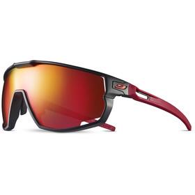Julbo Rush Spectron 3 Sonnenbrille black/red